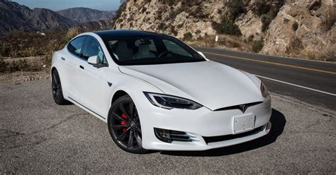 drive tesla model s p100d s journal