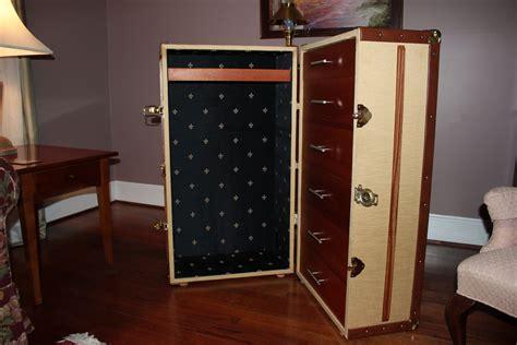 pdf wardrobe trunk plans plans free