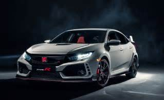 2018 honda civic type r the awesomer