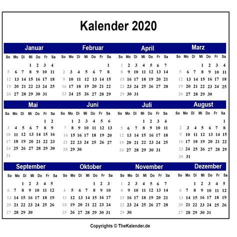 kalender  zum ausdrucken als  word excel