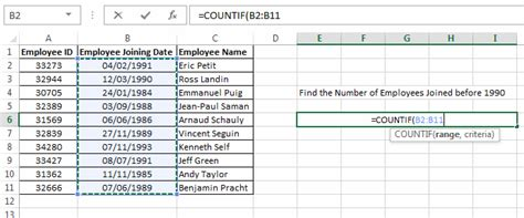 excel comfort systems excel countif function how to use