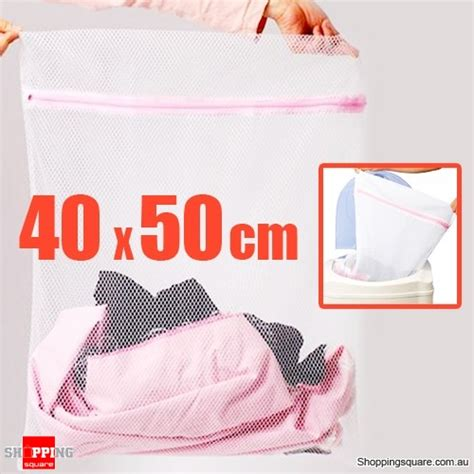 Laundry Bag Zipper 40 X 50 cloth mesh net laundry machine washing zipper medium 40