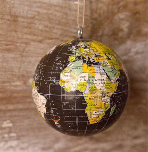 World Globe Decorations by Globe World Hanging Decoration By Thelittleboysroom