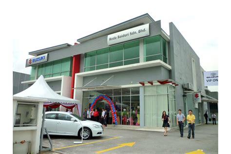 Suzuki Service Centre Singapore New Showroom By Suzuki Malaysia Autos Yahoo Sports