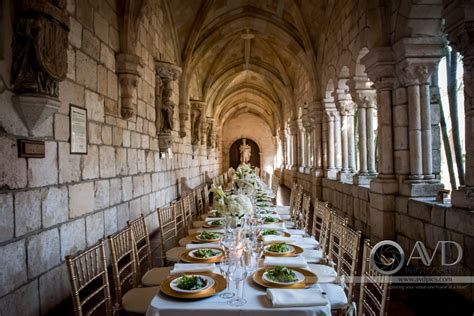 The Ancient Spanish Monastery Wedding   Rute   Davidson
