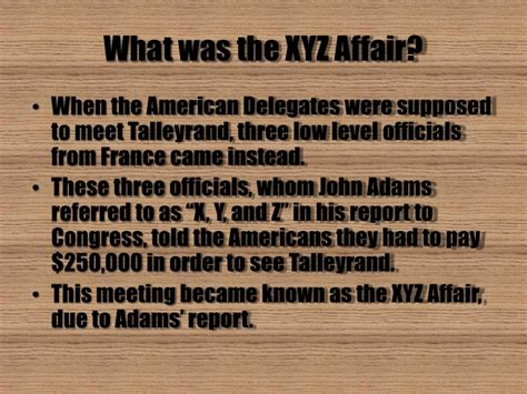 Xyz Affair the xyz affair