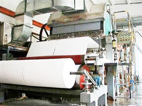 Used Toilet Paper Machine For Sale - rose s new