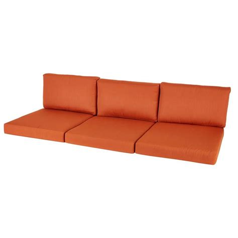 couch padding sunbrella sofa cushions dune sofa with sunbrella cushions