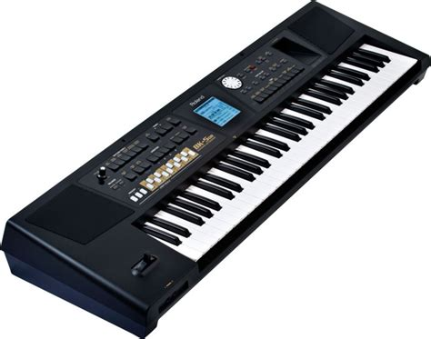 roland bk 5 or backing keyboard ex demo at gear4music
