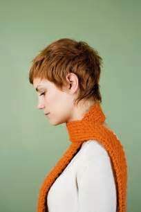 shag neckline hair cut wispy neckline haircut short hairstyle 2013