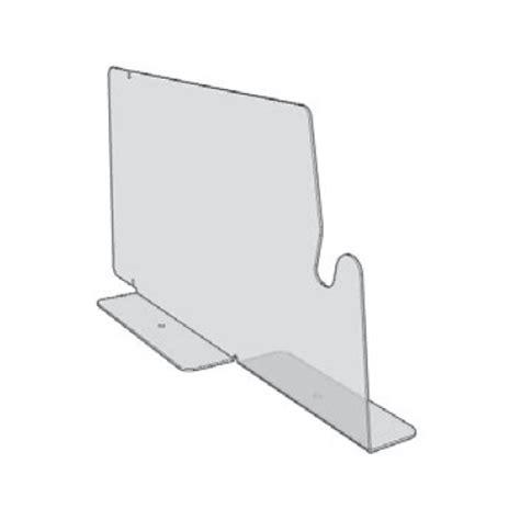 Adjustable Shelf Dividers by Adjustable Snacks Central Divider Gt Supermarket Shelving