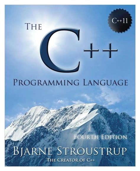 c language books stroustrup the c programming language 4th edition
