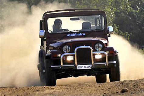 Mahindra Thar Review CRDe   Cars First Drive   SUV