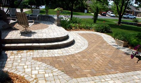 Brick Paver Patio Brick Paver Patios