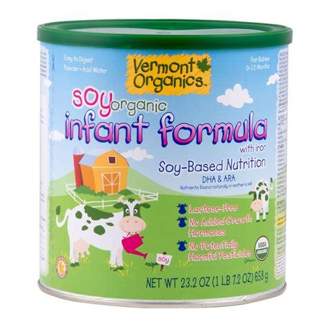 Dijamin Im Organic Kitten Baby And Formula 7 5 Kg vermont organics organic soy based formula with dha ara and iron 23 2 oz jet