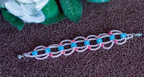 how to make jewellery with at home how to make beaded bracelet at home diy bracelets
