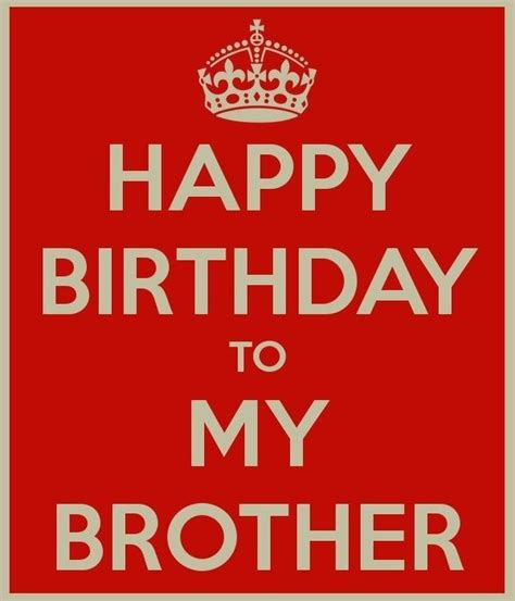 Happy Birthday Bro Quotes Happy Birthday Brother Quotes Sayings Happy Birthday