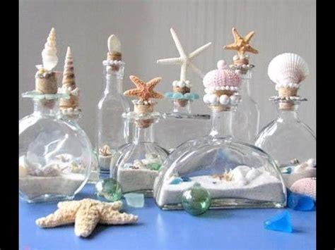 Manualidades con conchas de mar youtube