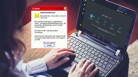Avira Virus Gefunden Was Ist Zu Tun Computer Bild