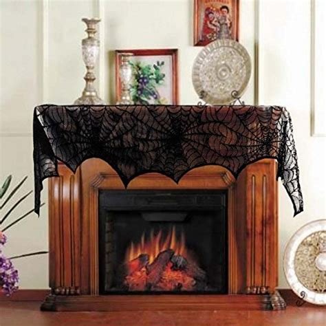 Fireplace Scarf by Decorative Mantle Scarves Webnuggetz