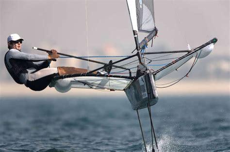 hydrofoil mini boat moth classes equipment world sailing