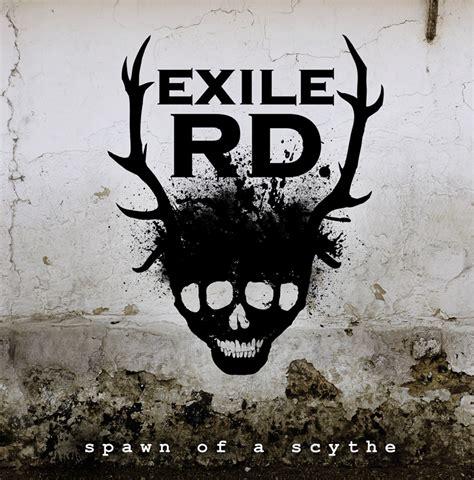 exile road cd cover by toilettenmassaker on deviantart