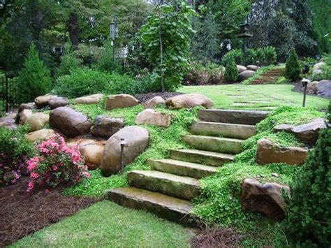 beautiful backyard landscaping beautiful landscaping ideas for downward sloping backyard