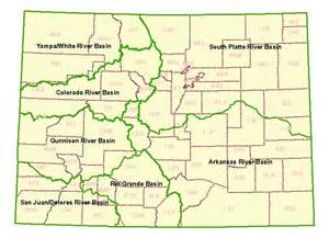 colorado water districts map division offices by major river basin s