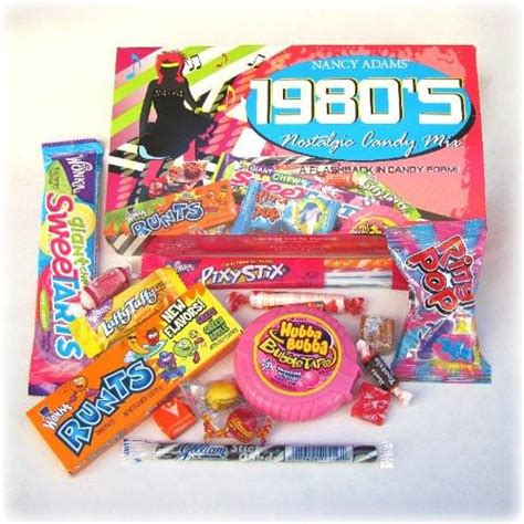 Fabworthy Shop By Your Favorite Decade by Decades Retro Gift Boxes Sweet Pete S Shop
