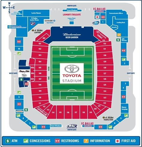 fc dallas stadium seating chart brokeasshome
