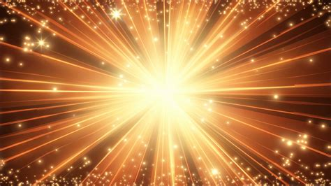 sunburst background sunburst particles background 4k motion background