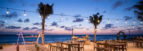 Renaissance Aruba Resort Weddings Caribbean Beach Wedding