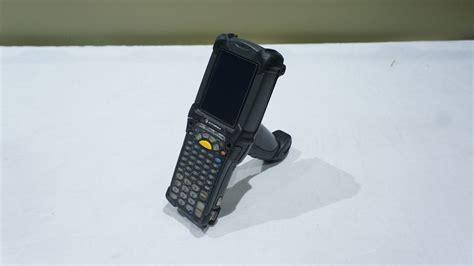 motorola mobile computer scanner motorola mc9090 mobile computer and barcode scanner mc9090