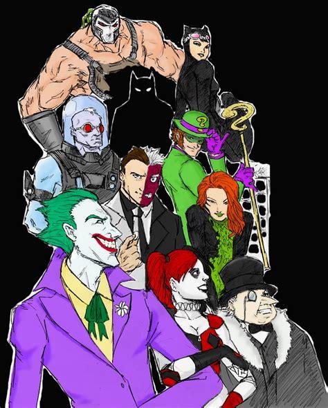 Awesome Villains Fan Vine