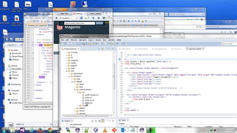tutorial bootstrap magento magento responsive theme creation part 4 creating the