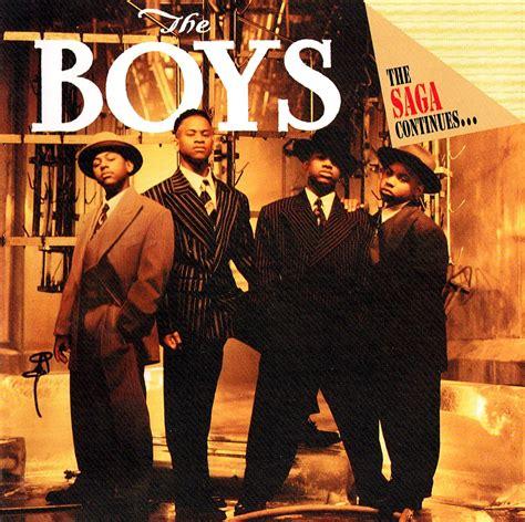 The Saga Continues by I Wanna Be A New The Boys The Saga Continues 1992