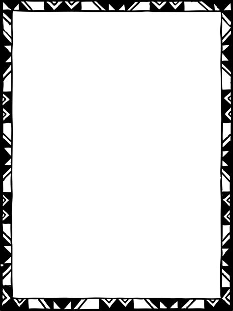 color frames clipart png clipground