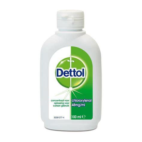 Dettol 100ml dettol ontsmettingsmiddel 100ml voordelig kopen