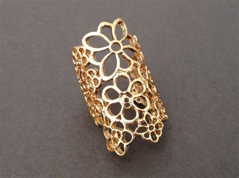 Verlobungsringe Weißgold Mit Diamant by Gold Flower Ring My Style Flower Gold