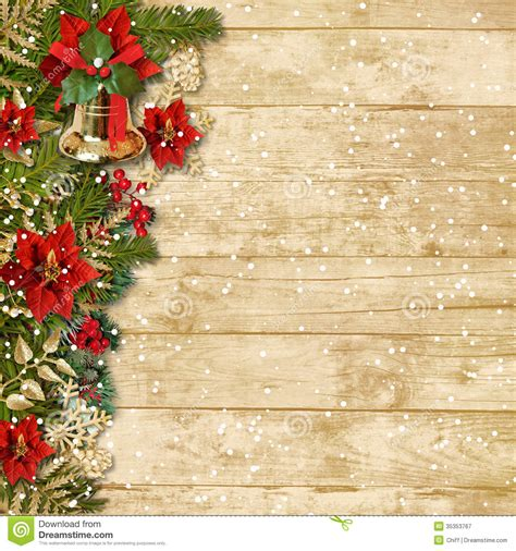 christmas beautiful garland  poinsettiabell  royalty