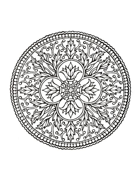 mystical mandala coloring pages free mystical mandala coloring book free downloadkids coloring