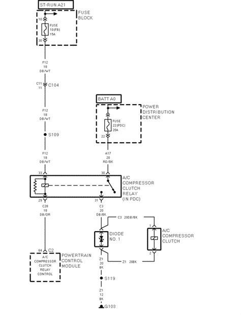 Wiring Diagram For 2000 Dodge Neon Powerking Co
