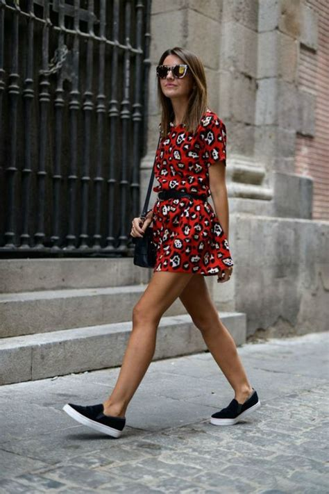 Simple Outfits With Red Converse
