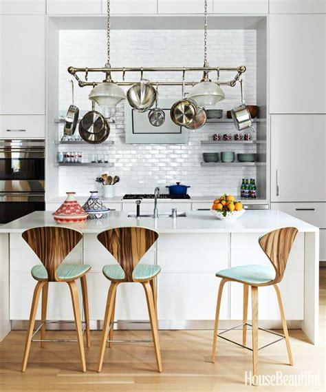kitchen pot rack ideas ingenious kitchen storage concepts revealed pinkous