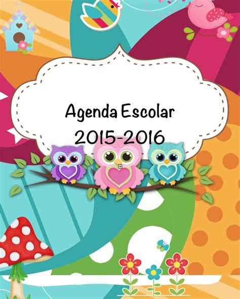 imagenes escolares para imprimir gratis agendas escolares gratis para este curso ahorradoras com