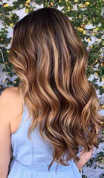 beautiful brunette hair with platinum highlights pictures hot trebd 2015 beautiful beachy brunette highlights hair color
