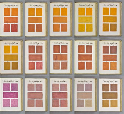every color a pre pantone guide to colors book from 1692