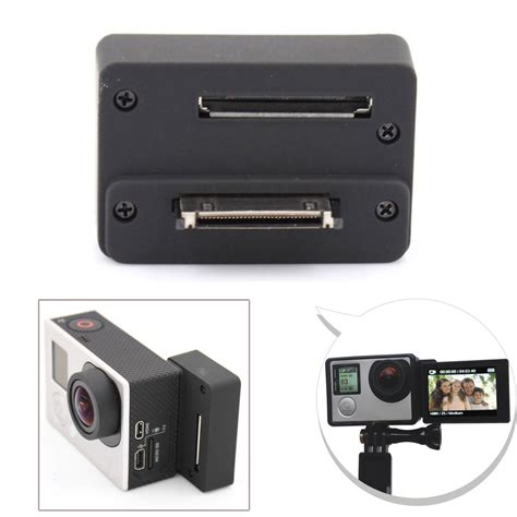 Gopro 4 Aksesoris aliexpress buy accessories for gopro bacpac screen