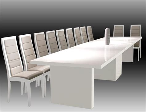 white conference room table largo white lacquer dining conference table modern