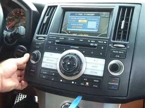 service manual 2010 infiniti fx radio removal gchristopher s brilliant silver 2004 fx35 infiniti fx stereo removal and repair 2006 2008 youtube